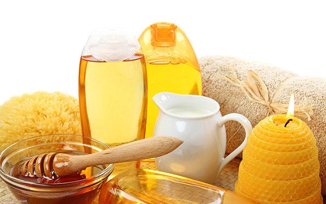 Cách làm hết sẹo nhờ nghệ và mật ong, sữa chua