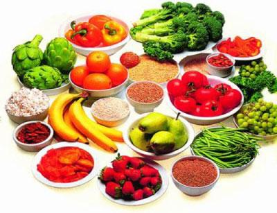 chế độ ăn uống khoa học trị mụn