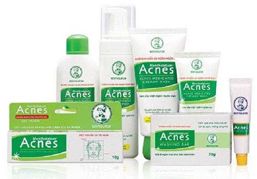 Kem trị mụn acnes hiệu quả nhất hiện nay