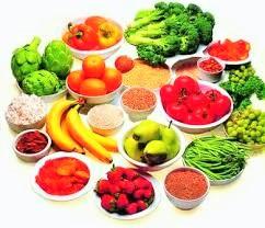 Cách thu nhỏ lỗ chân lông với chế độ ăn uống