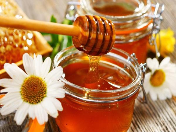 cách trị sẹo mụn với mật ong