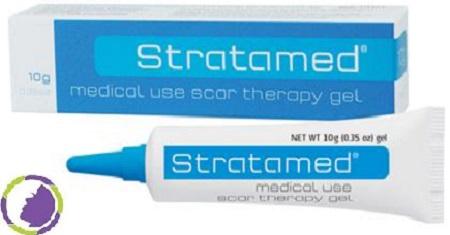 Thuốc trị sẹo vết thương Strataderm