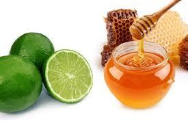 Trị vết thâm sau mụn hiệu quả nhất nhờ mật ong và chanh